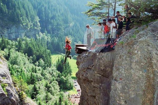 Canyon Swing Interlaken 05