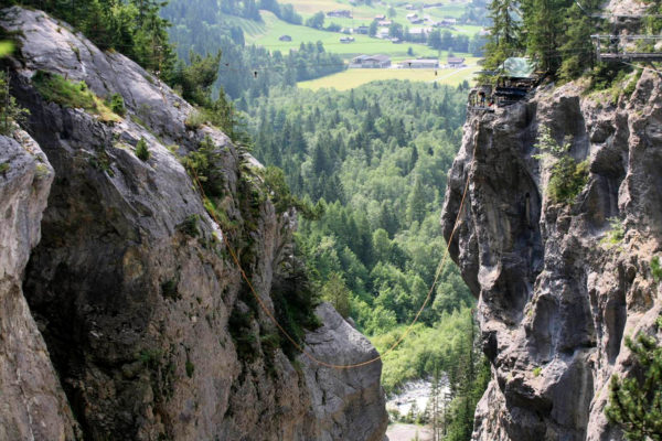 Canyon Swing Interlaken 06