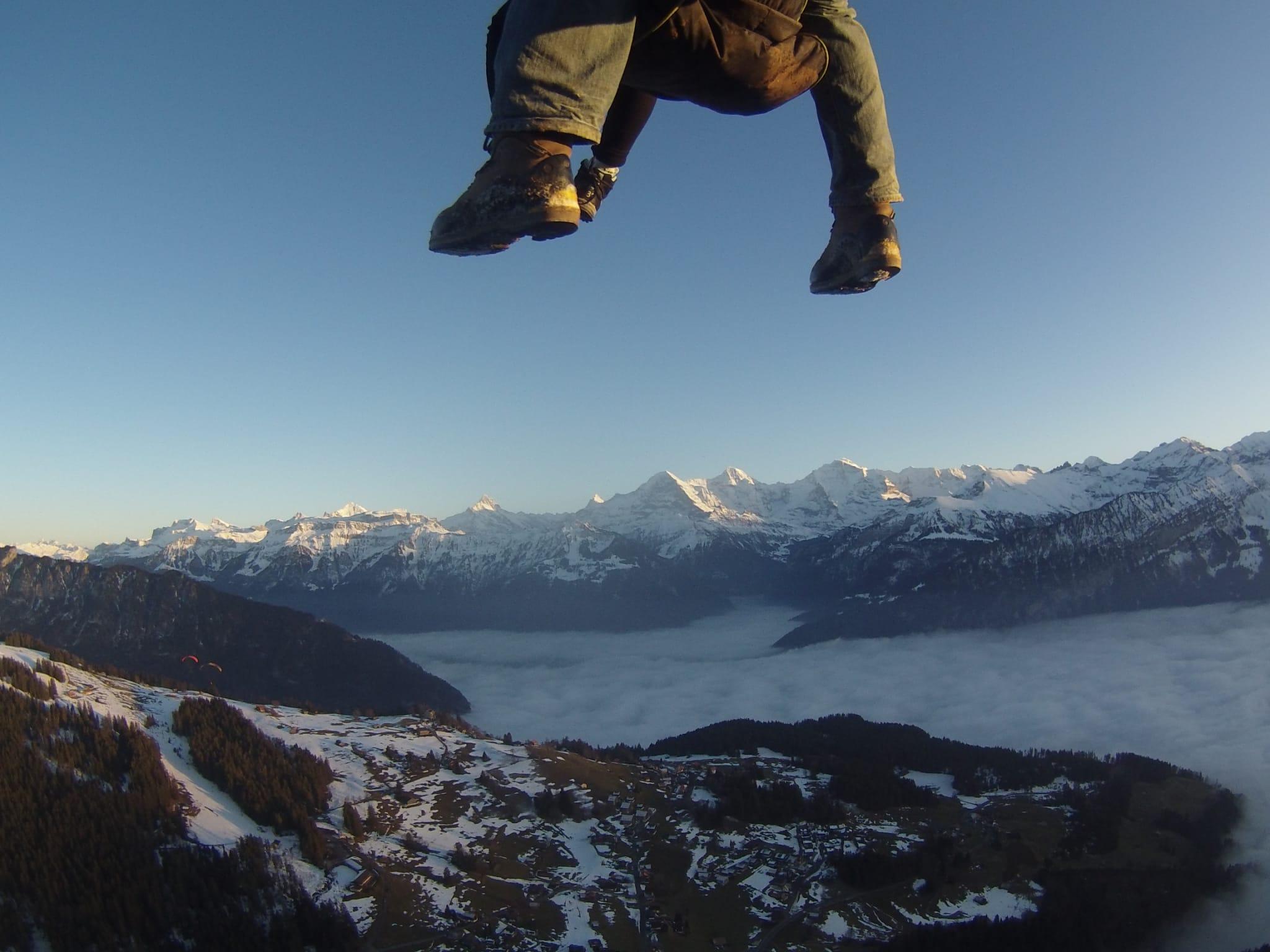 Interlaken Winter Paragliding Wonderland Winterlaken 14 - Copy