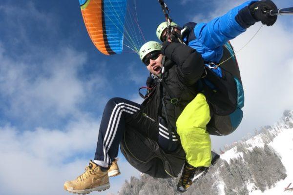 Interlaken Winter Paragliding Wonderland Winterlaken 3 - Copy