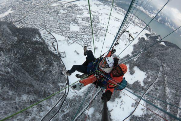 Interlaken Winter Paragliding Wonderland Winterlaken 7 - Copy